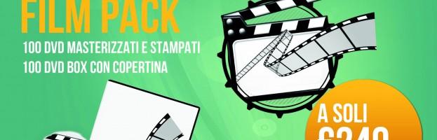 Super offerta FILM PACK