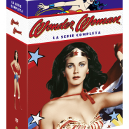 """Wonder Woman – La serie completa"" in dvd"