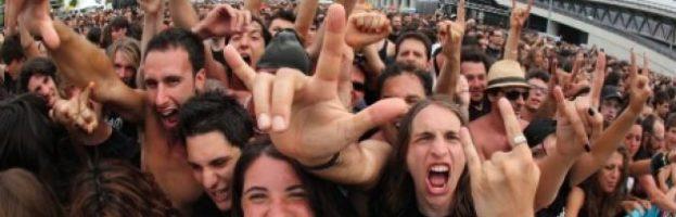 Il metal rende felici e c'è uno studio che lo dimostra!